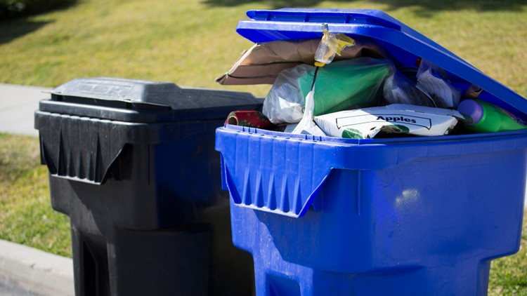 New app lets Erie County residents know what can and cannot be recycled