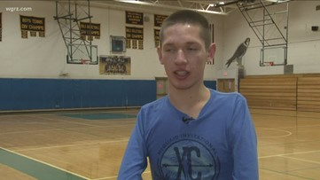 Falconer High School track star sets sights on 2020 Paralympic games in Tokyo