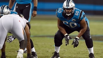 Bills sign offensive tackle Daryl Williams