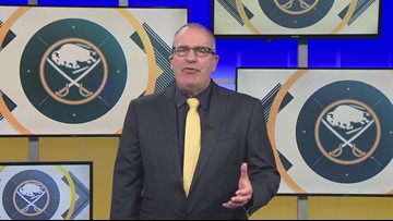 Stu Boyar shares his thoughts on the Sabres as they once again watch the playoffs on TV.