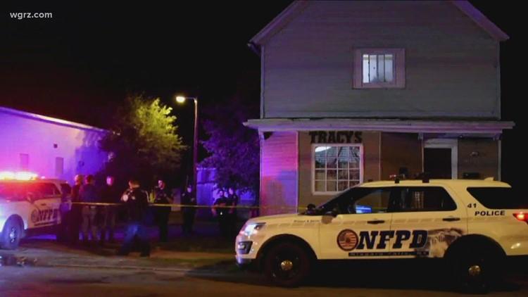 Suspect arrested in Niagara Falls murder investigation