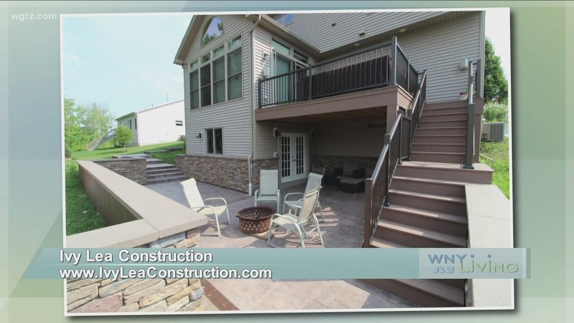 May 29 - Ivy Lea Construction