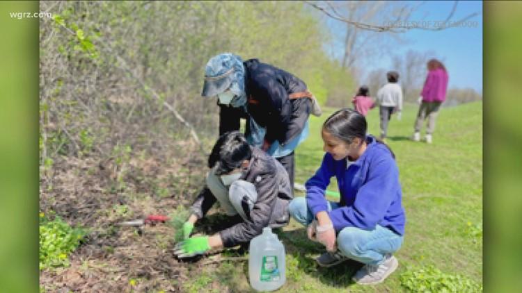 Good Neighbors: Ghazali Kids Club Service Projects