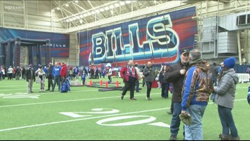 Flutie honored as 'Legend of the Game' in Orchard Park return