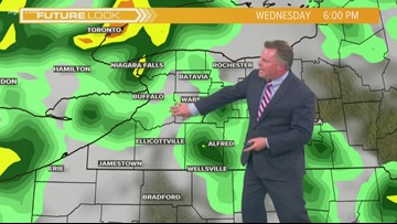 Storm Team 2 Patrick Hammer Has Your Midday Forecast For June 4, 2019