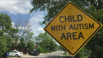 State lawmaker says NYSDOT can approve autism signs