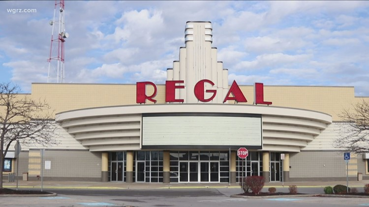 Movie night: Some WNY Regal Cinemas ready to reopen on Friday night