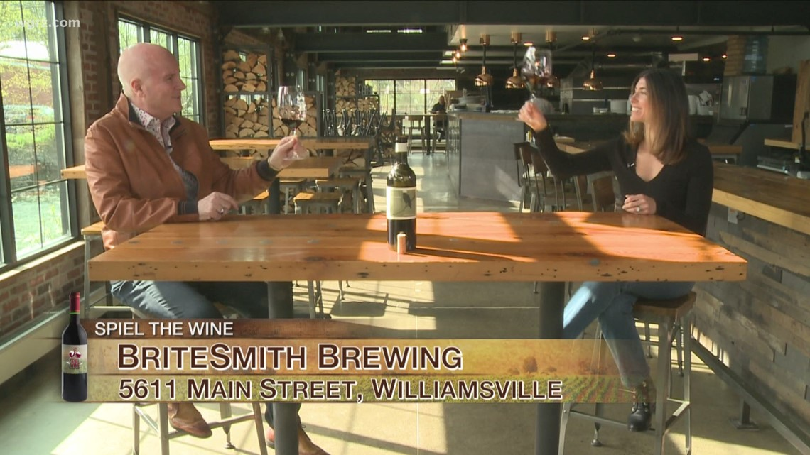 Kevin is at BriteSmith Brewing joined by Stephanie Celani for this week's second Wine of the Week