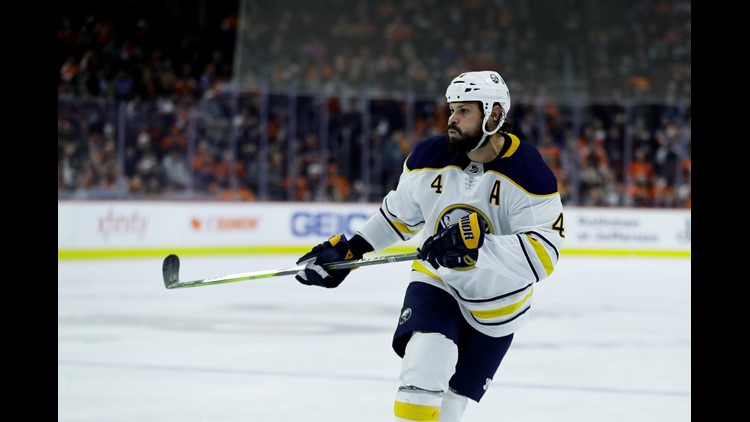 Sabres Bogosian has other hip operated on