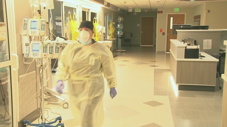 Celebrating Nurses Week: Sister's Hospital ICU nurse wins Daisy Award