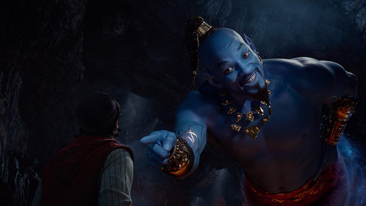 2 The Movies - Aladdin, Brightburn and Booksmart