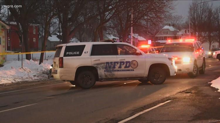 Arrest In Deadly Niagara Falls Shooting