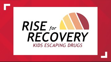 Kids Escaping Drugs 2nd Annual Rise For Recovery Walk