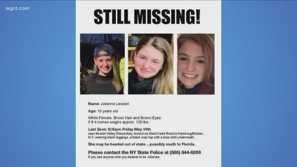 Missing girl, town of North Boston resident
