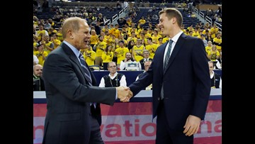 Patrick Beilein says his dad is ready for NBA coaching challenge
