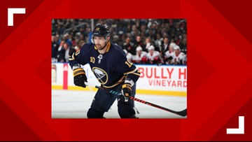 Berglund apologizes for betraying the Sabres