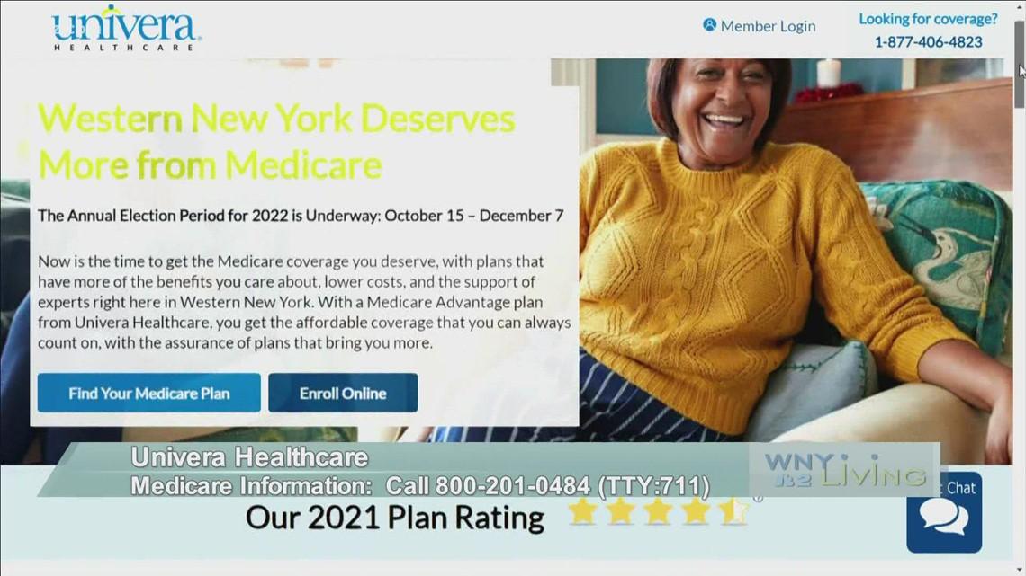 October 16 - Univera Healthcare