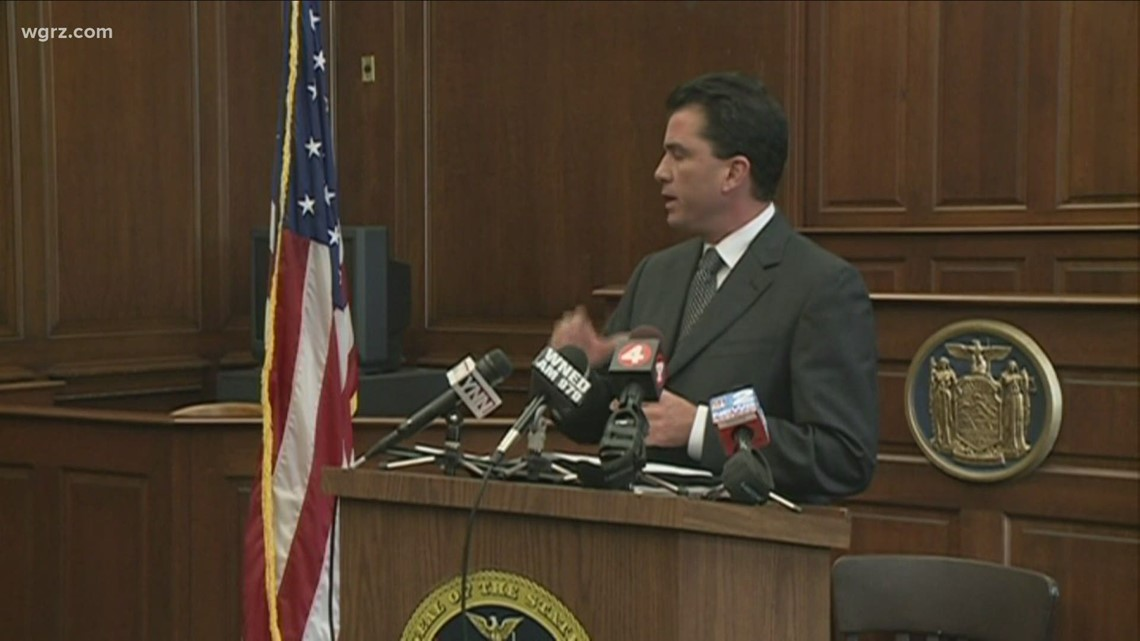 Judge Grisanti not off the hook yet