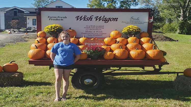 Good Neighbors: The Wish Wagon