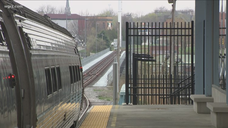 Improve train service for Western New York to Toronto
