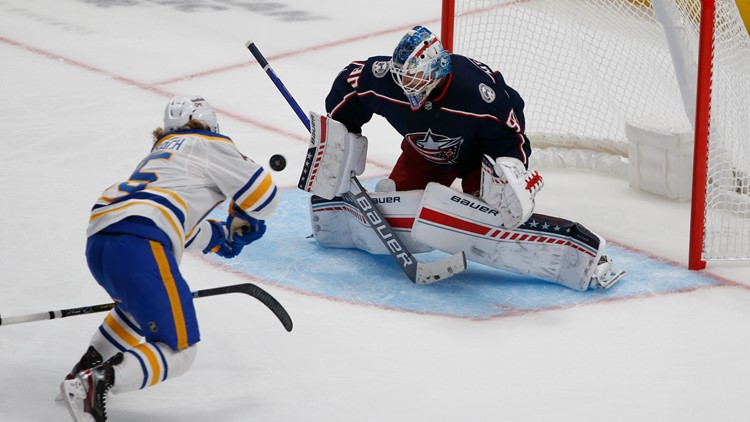 Sabres rally to beat Blue Jackets in preseason opener