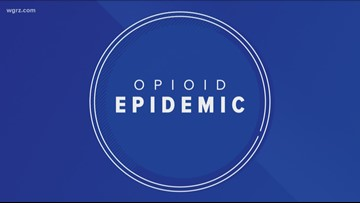 Justice Department money fights opioid crisis in Western New York