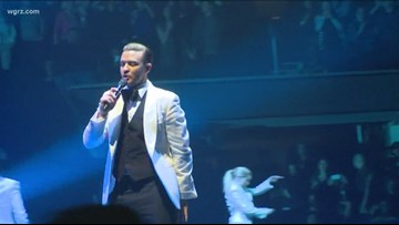 Rock Your Body: Justin Timberlake returns to Buffalo tonight