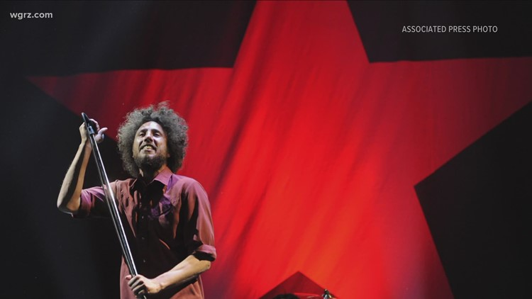 Rage Against the Machine concert at KeyBank Center pushed to 2022