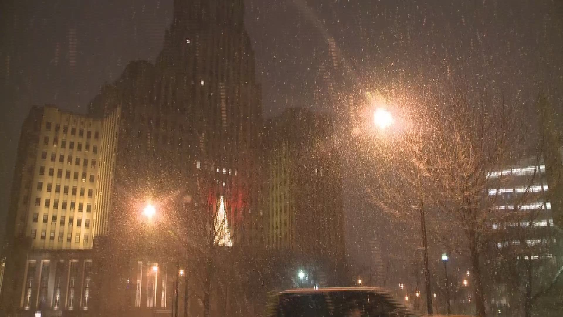 Buffalo Prepares For Significant Snowfall Over Christmas Weekend Wgrz Com