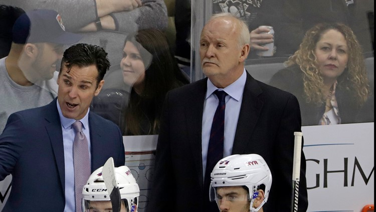 Former Sabres' head coach Lindy Ruff reflects on 'no goal' twenty years later