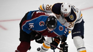 Sabres lose to Avalanche 3-2