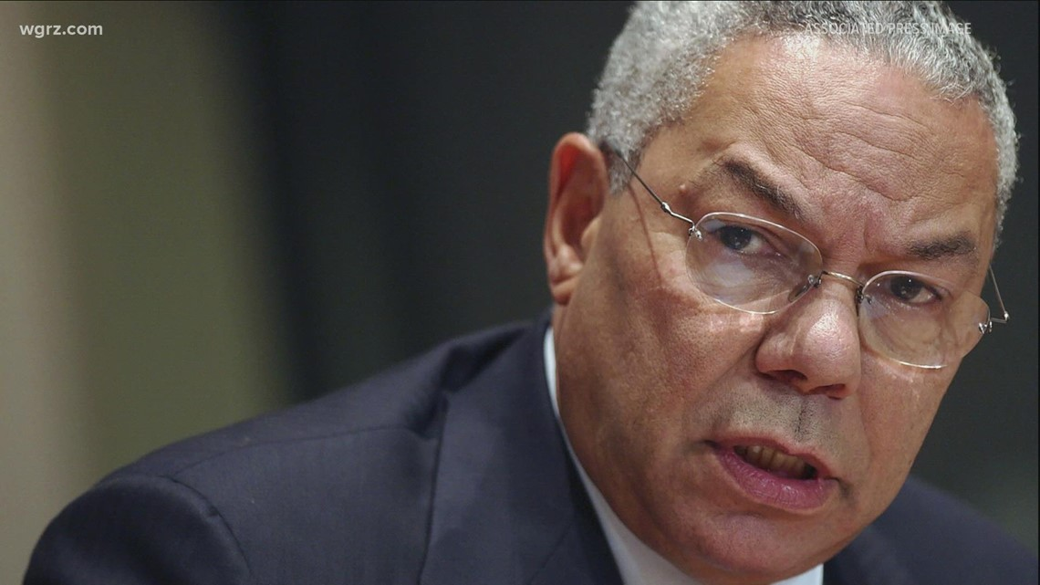 Town Hall: Death of Colin Powell from COVID complications