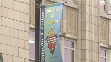 Diocese of Buffalo puts priest on leave over 2011 allegation