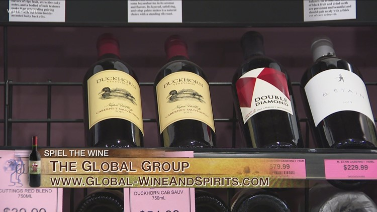 Kevin is at Colonial Wine & Spirits with Jamie Rogers from The Global Group