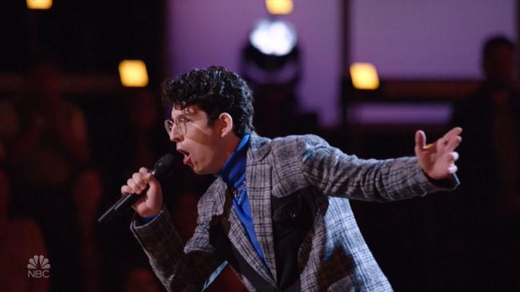 Lockport native advances to next round on 'The Voice'