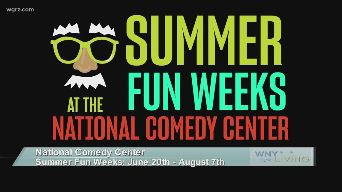 June 19 - National Comedy Center