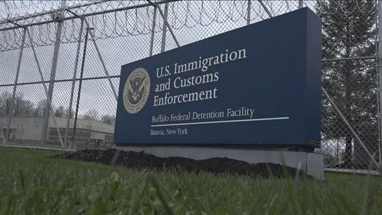 COVID-19 outbreak at ICE detention center in Batavia
