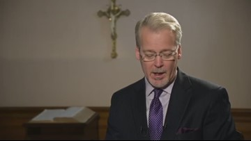 Full Interview with Bishop Richard Malone