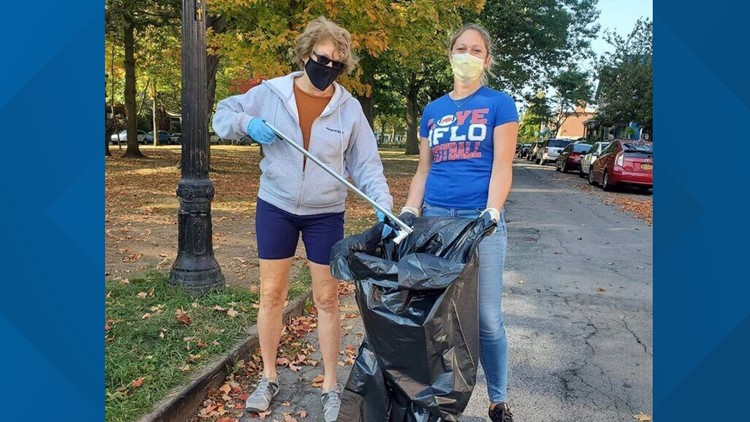 Clean up your neighborhood and win prizes with WNY Trash Mob's Earth Day Clean Up Competitoin