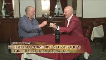 Kevin is joined by Curtis Eaton for this Week's Wine of the Week