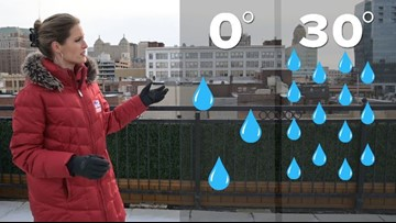 Heather's Weather Whys: Can it be too cold to snow?