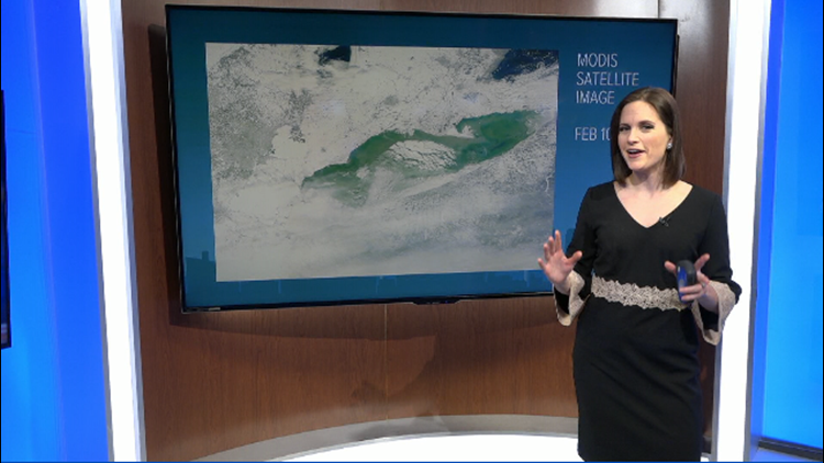Heather's Weather Whys: Does more lake ice delay the start of spring?