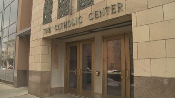 Buffalo Diocese faces $300M lawsuit; woman charges abuse as O'Hara student