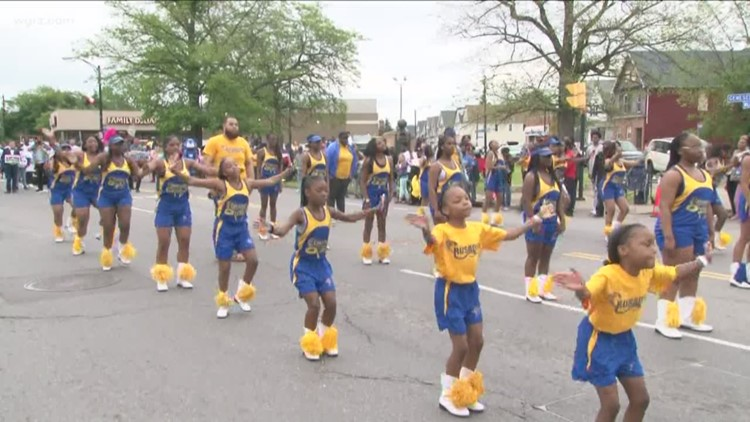 Buffalo Celebrates 44th Juneteenth Festival
