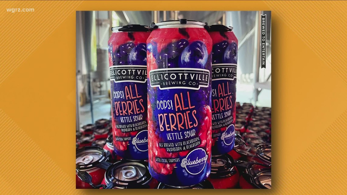 Ellicottville Brewing Company Creates New All Berries Brew Wgrz Com In the meme, the berries all berries have existed since the release of the product. ellicottville brewing company creates