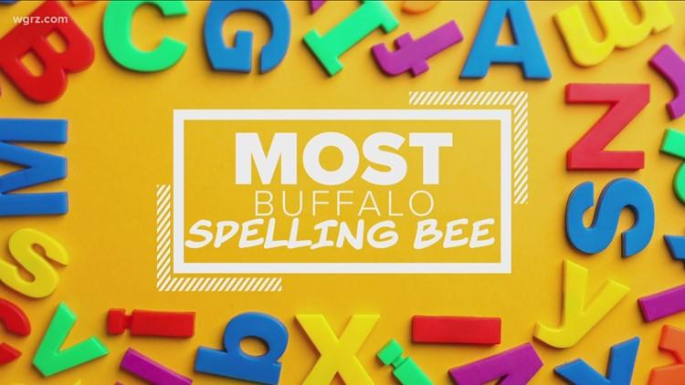 Spelling bee winner & a special Most Buffalo bee