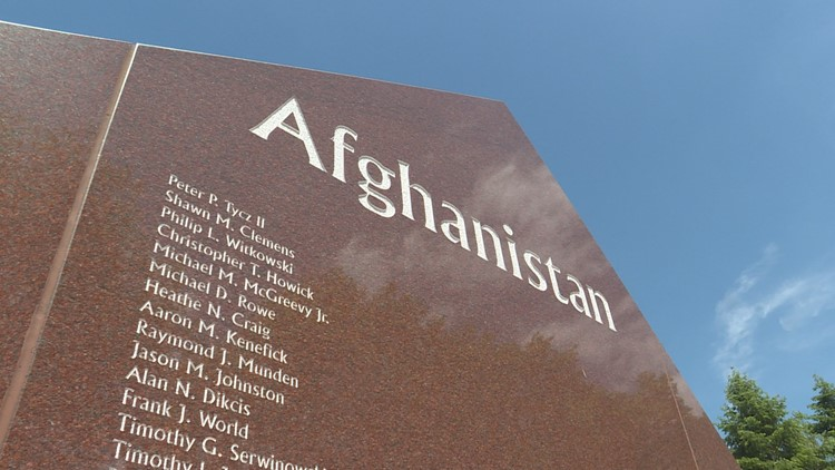 Memorial Day reflections as US pulls troops from Afghanistan after 20 year mission following 9/11