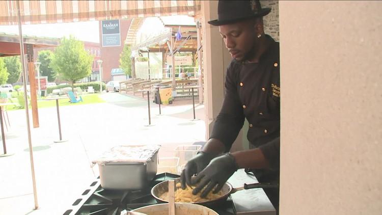 Chef Darian Brian's Jamaican Market coming to Larkin Square