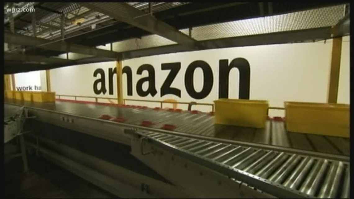 Lawmakers to Amazon: Come to Niagara County