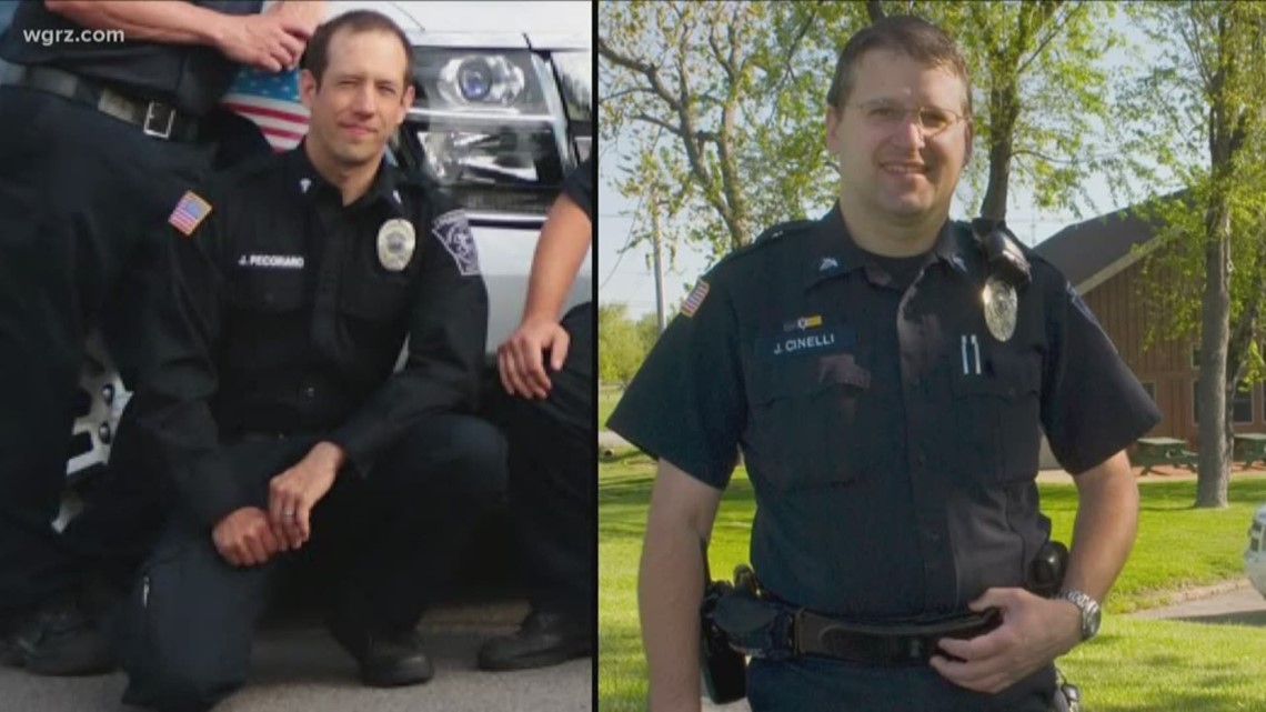 Town of Tonawanda paramedics accused of stealing prescription drugs have been fired